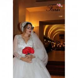Robe de mariage : Robe Siwar